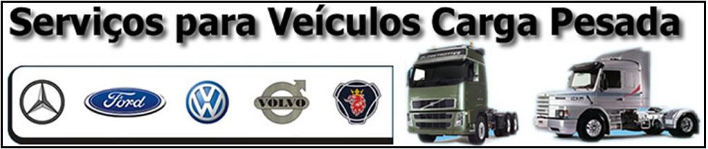 Serviço de Mecânica para Veículos Carga Pesada